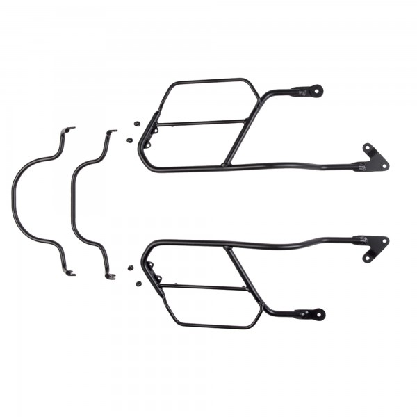 Kofferhalter für Moto Guzzi V9 Bobber / Roamer