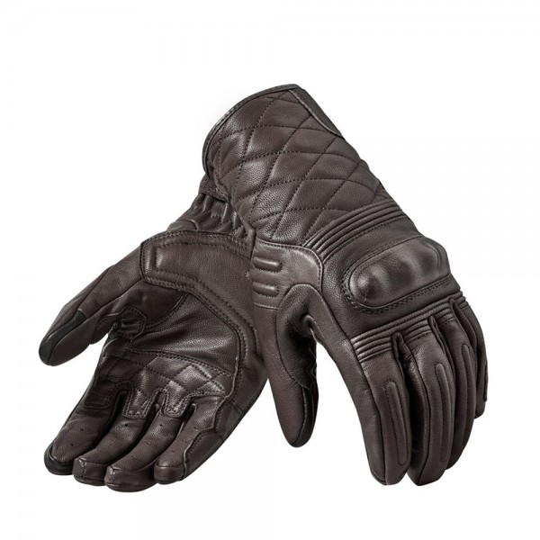 Revit Monster 2 Handschuhe - Dunkel Braun