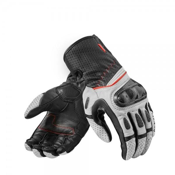 Revit Chevron 2 Handschuhe Damen - Weiß-Schwarz