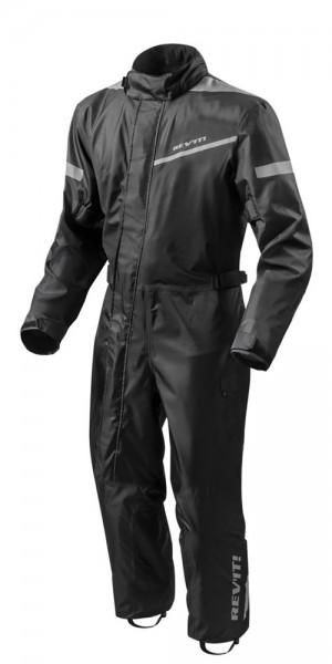 Revit Pacific 2 H2O Einteilige Textilkombi - Schwarz